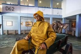 Wat te doen in Koksijde Navigo visserijmuseum pop van visser