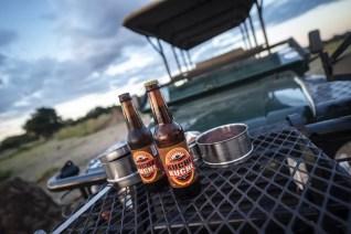 Bier in Liwonde National Park