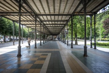 Galerie Leopold II Spa
