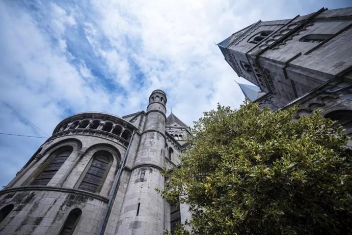 Kerkgebouw Spa