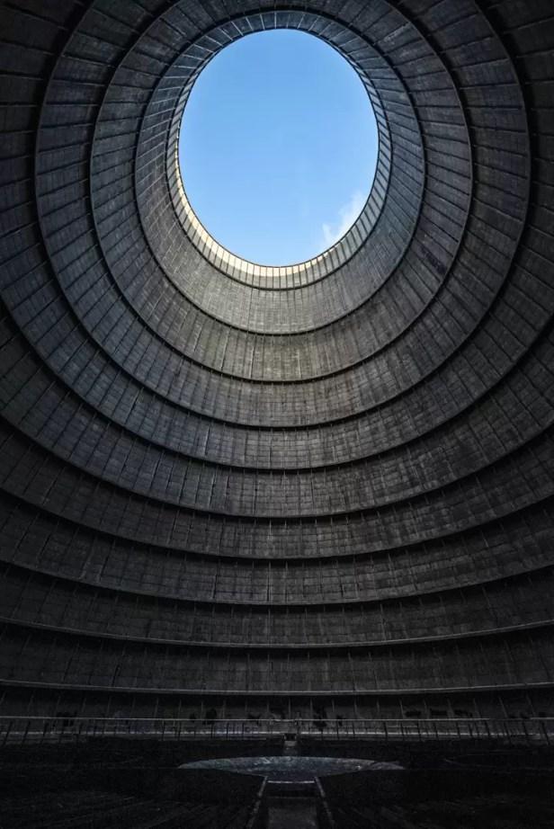 Koeltoren Power Plant IM in Charleroi