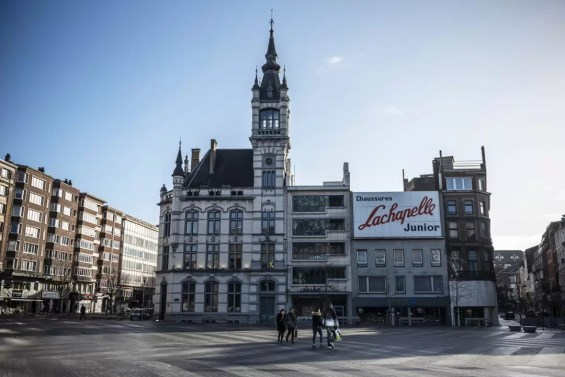 Librairie Molière in Charleroi