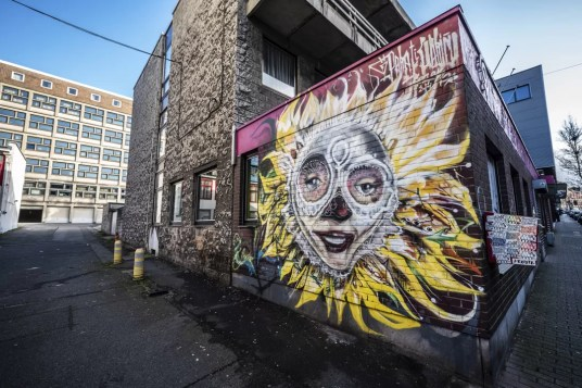 Street Art in Charleroi