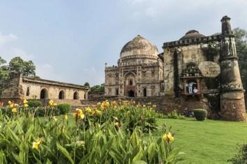 Wat te doen in New Delhi - De Lodi Garden