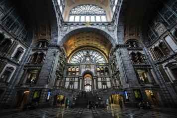 Wat te doen in quarantaine - Centraal Station Antwerpen