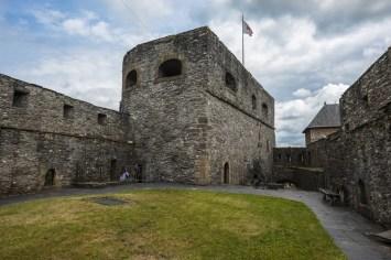 Gaumestreek - Toren Kasteel van Bouillon