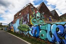 Weekend in Leuven - Street Art