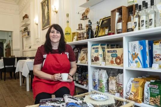 Italiaanse restaurants in Antwerpen - Pastificio Da Lory dochter