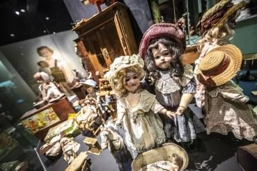 Wat te doen in Mechelen - Speelgoedmuseum Mechelen Poppen
