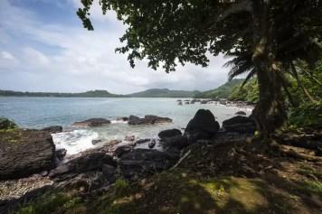 Sao Tomé & Principe - strand
