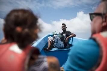 Sao Tomé & Principe - Ilhéu das Rolas