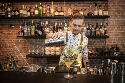 Cocktailbars in Antwerpen - Plantage
