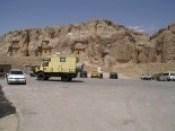 onderweg naar Shiraz