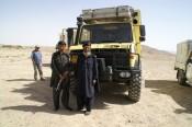 bewaking mee naar Quetta