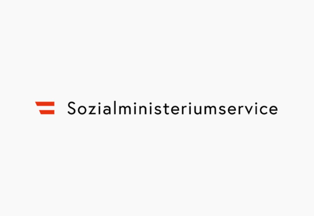 Das Logo des Sozialministeriumservice