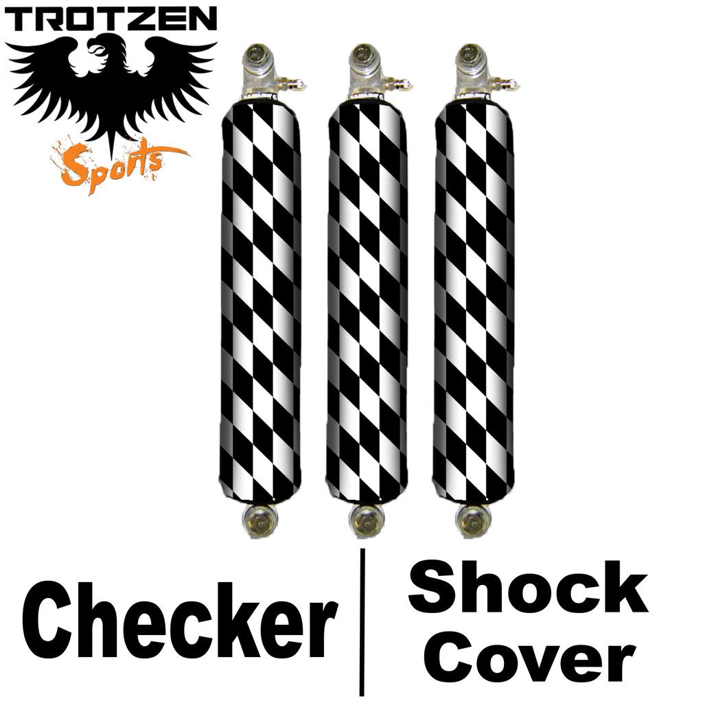Kawasaki Prairie Gra Nt Flame Shock Covers