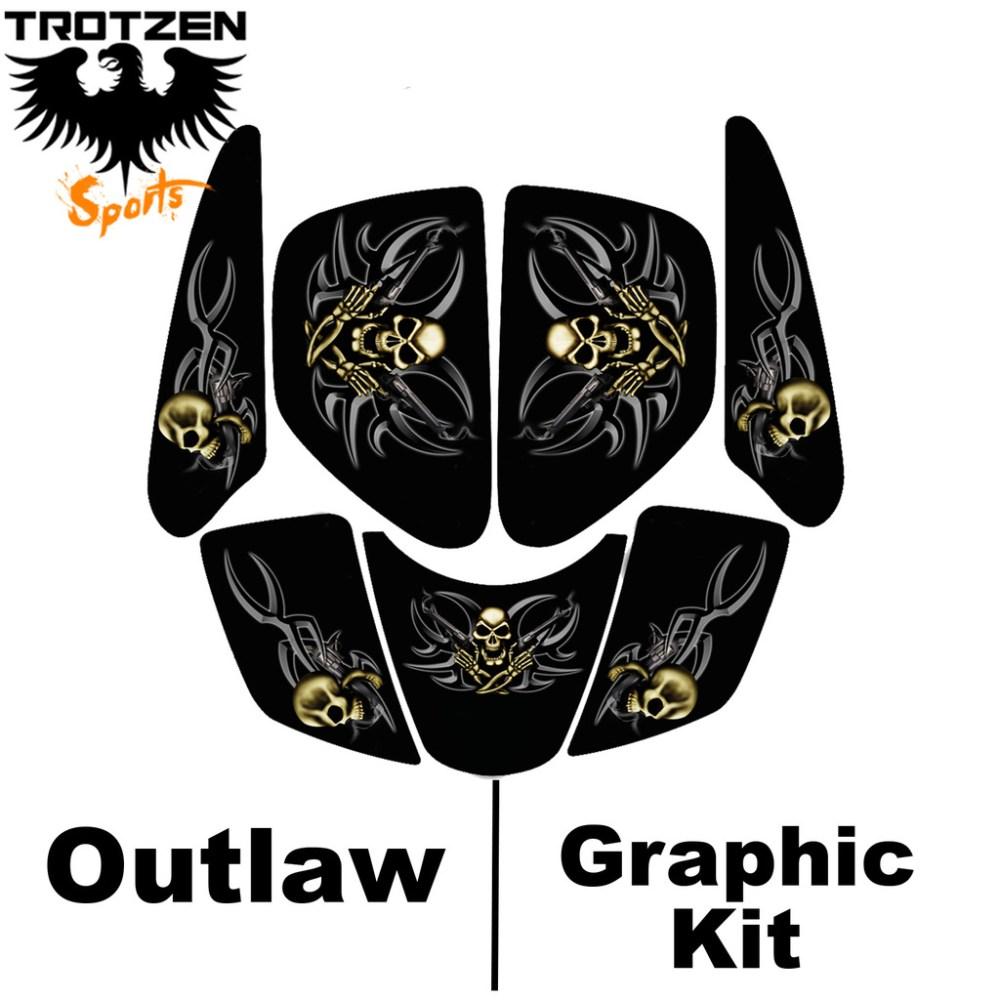 medium resolution of suzuki lt250r quadracer lt 250 r outlaw graphic kits