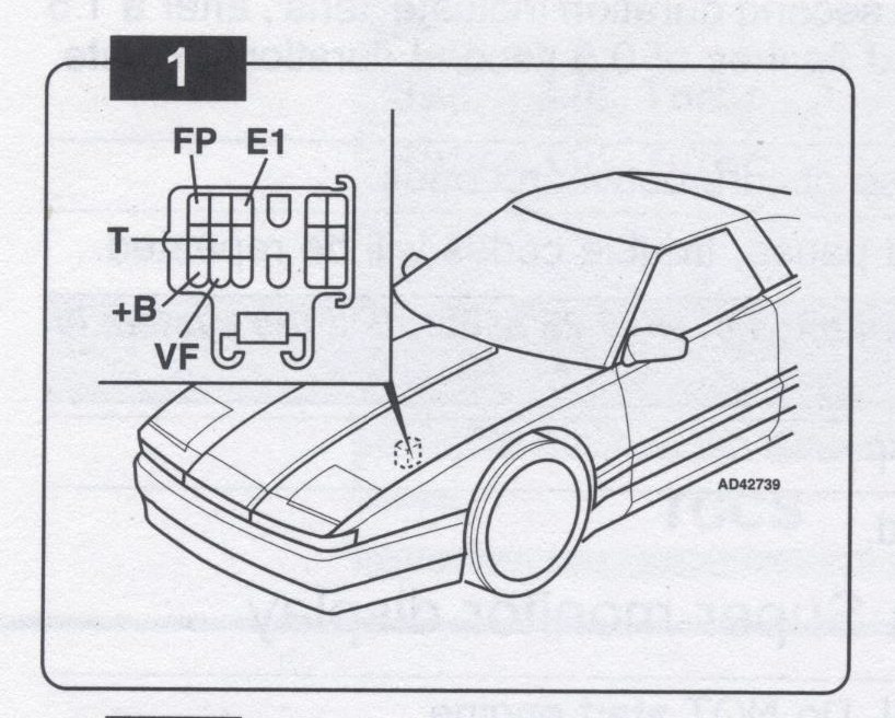 Toyota 87-92 Supra 3.0L Turbo