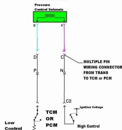 figure 1 trans fluid pressure control circuit [ 820 x 980 Pixel ]
