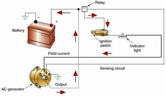 voltage sensing relay wiring diagram for 3 speed fan switch p0563 – system -high troublecodes.net