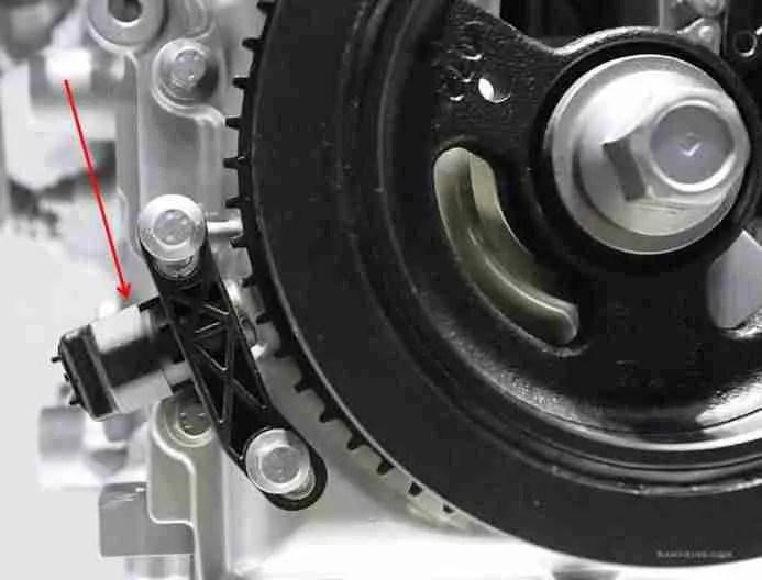 Crankshaft Position Ckp Sensor Wiring Schematic22l Engines Wire