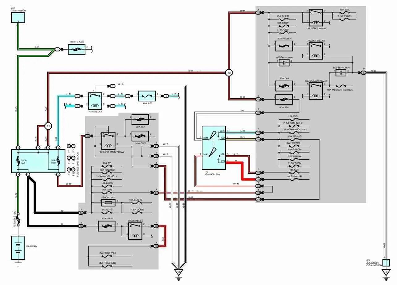 2001 ford f350 wiring diagram 2000 bmw 323i stereo powerstroke diagrams 7 3 diesel