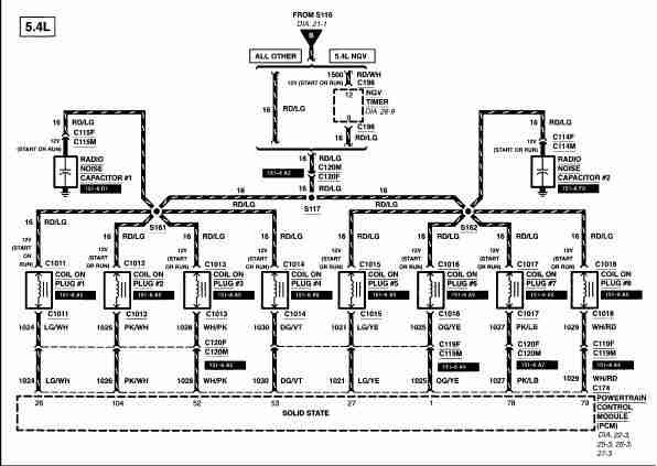 2005 f150 pcm wiring diagram