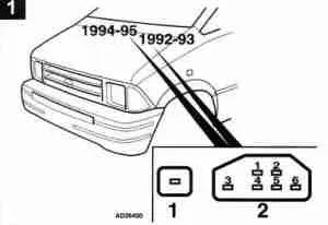 86 Bronco 2 Wiring Diagram Bronco II Wiring Diagram Wiring