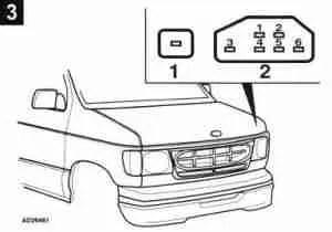 Aerostar Van/Wagon – Bronco