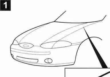 Contour – Escort – Mustang – Probe – Taurus