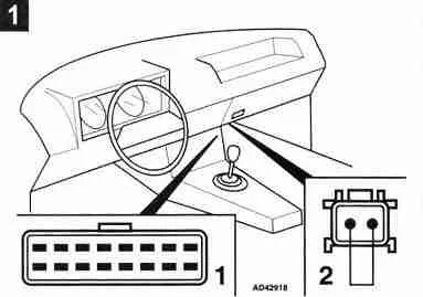 Obd2 Connector Pinout Diagram, Obd2, Free Engine Image For