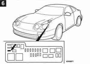1992 Toyota Tercel Wiring Diagram 1992 Mustang Wiring