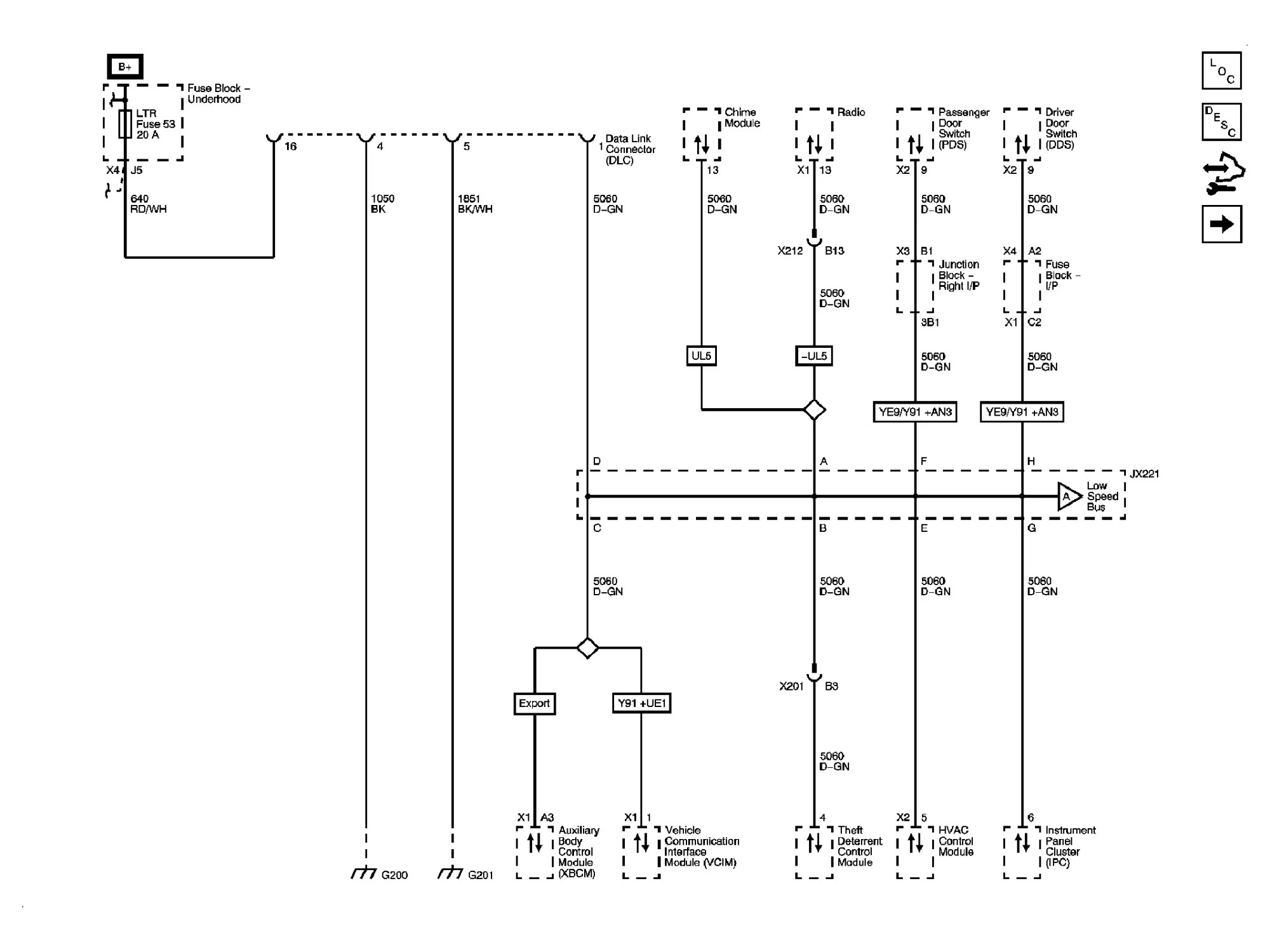 hight resolution of you ll also require detailed wiring diagrams for your specific vehicle for all modules on the canbus system which you can request at many auto parts