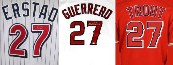 Mike Trout 27