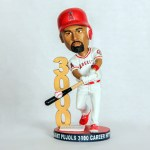 2018 Angels Albert Pujols 3000 Hits Bobblehead