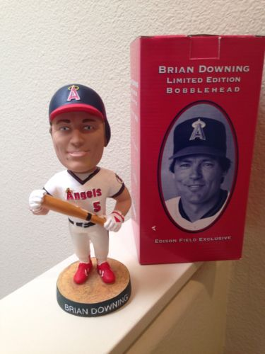 Brian Downing 2002 Angels bobblehead