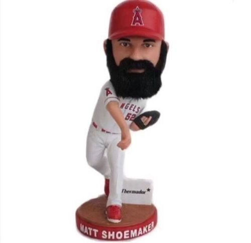 2015 Matt Shoemaker Bobblehead
