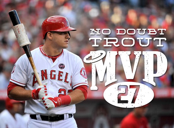 2016 MVP Mike Trout