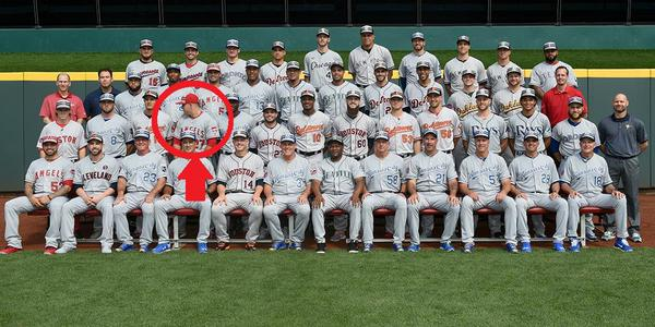 All Star game 2015 Mike Trout ruins photo