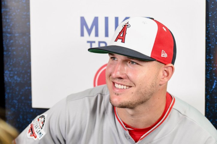 Mike Trout 2018 All Star Game