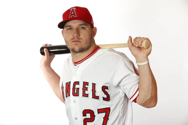 Mike Trout 2019