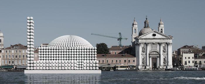 Venise la mosque de ballons  Trouve Ta Mosque