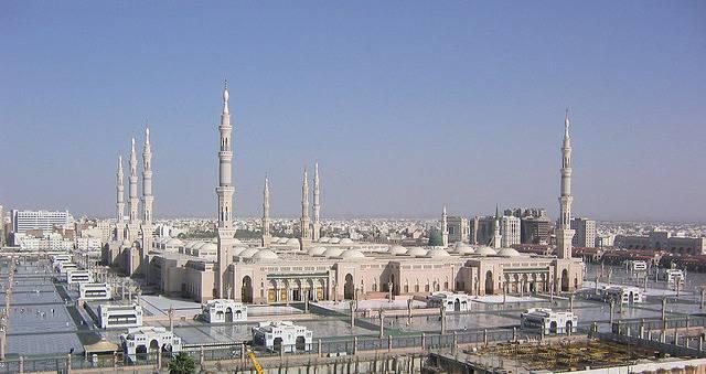 mosquee-al-nabawi-deuxieme