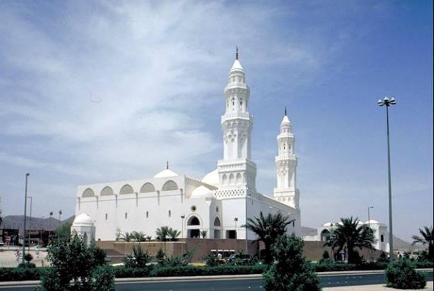 mosquee al qiblatain troisieme Les dix plus anciennes mosquées du monde