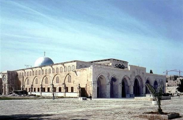 mosquee aqsa Les dix plus anciennes mosquées du monde