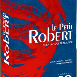 DICTIONNAIRE LE PETIT ROBERT DE LA LANGUE FRANÇAISE – ÉDITION DES 50 ANS (VOIX – VORTEX)