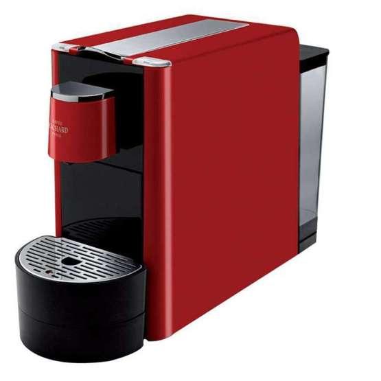MACHINE VENTURA ROUGE POUR CAPSULES PREMIUM CAFES RICHARD +1 ETUI DE 24 CAPSULES PREMIUM N8 OFFERT