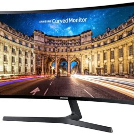 Ecran PC incurvé – Samsung C27F396FHU -LCD – 27 pouces – 4ms