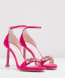 Roze hakken Lodi
