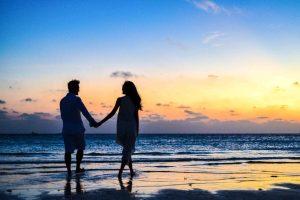 Huwelijksreis trouwschoenen doordragen
